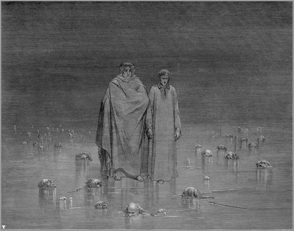 pity and indignation in dante s inferno notes from the wasteland